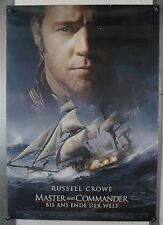 DS10049 - KINOPLAKAT - Russell Crowe - MASTER AND COMMANDER