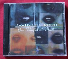 David Lee Roth, your filthy little mouth, CD