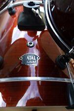 Neues Drumset Natal Arcadia Birch mit Paiste Becken -Schlagzeug