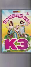K3-De Wereld Van music DVD