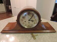 Antique Seth Thomas 113 Mantle Clock 8 day Westminster Chime Parts or Repair