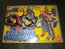 Saint Seiya Les Chevaliers du Zodiaque Pégase v1  Bandai Vintage 1987cdz japon