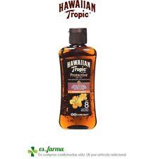 HAWAIIAN TROPIC PROTECTIVE ACEITE SECO SOLAR SPF8 100ML DRY OIL COCONUT PAPAYA