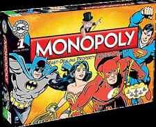 Monopoly - DC Comics Originals Edition