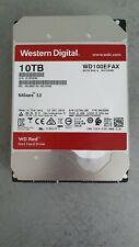 Western Digital WD Red 10TB WD100EFAX NAS HDD Festplatte Garantie 15.09.2022