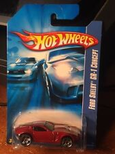 2007 Hot Wheels Ford Shelby GR-1 Concept #206