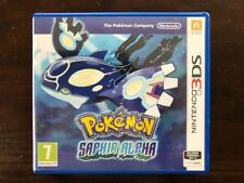 JEU NINTENDO 3DS : POKEMON SAPHIR ALPHA