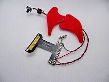 Ps4 Controller Remapper V3 Einbaufertig ab JDM-40 ohne löten Paddles Sharks Rot