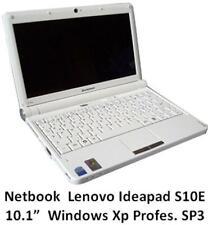 "Netbook Lenovo Ideapad S10E 10.1"" Atom N270 Ram1,5 Gb H.D. 80 Gb Windows Xp Prof"