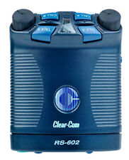 Clear-Com RS-602 2-Channel Monaural Beltpack