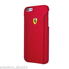 FERRARI FIORANO DELUXE ClipOn étui couverture pour Apple iPhone 6 Plus 5,5 rouge