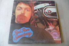 "LP PAUL McCARTNEY&WINGS""RED ROSE SPEEDWAY + INSERTO- EMI Italy 1973"" GATEFOLD"
