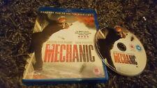 The Mechanic (Blu-ray, 2011)  Jason Statham