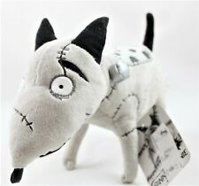 Disney Tim Burton Frankenweenie Sparky Articulated Plush New with Tags RETIRED
