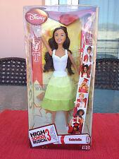 Disney High School Musical 3 Gabriella doll Mattel NEW MIB Unopened