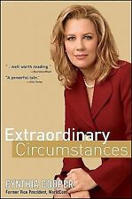 Extraordinary Circumstances, Custom Edition by Cynthia Cooper (2009, Hardcover)