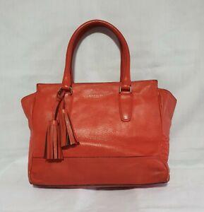 COACH Legacy Leather Satchel Bag