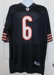 REEBOK On FieldJay CutlerChicago Bears Football NFL Jersey Size 2XL NWT