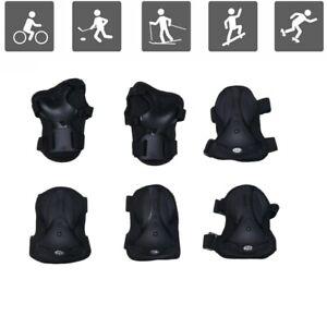 Protektoren Erwachsenen Schoner Knie Handgelenk Ellenbogen Schutzausrüstung DHL