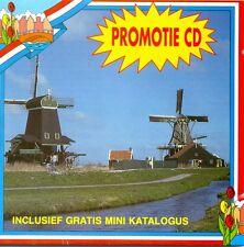 PROMOTIE CD 14TR CD DUTCH / Koos Alberts / Benny Neyman / Corry Konings