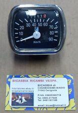 1296 CONTACHILOMETRI FONDO NERO VESPA 125 150 VM1T VM2T VN1T VN2T VL1T VL2T VL3T