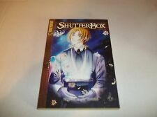 Shutter Box #4 Angel Of Childhood's End by Rikki Simons, Tavisha SC new Manga