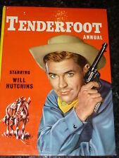 TENDERFOOT - Annual
