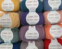 DEBBIE BLISS RIALTO 4PLY YARN - VARIOUS SHADES - 50g HANKS