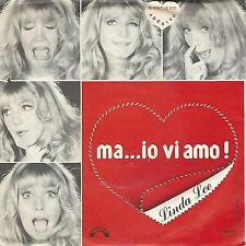 "LINDA LEE "" MA...IO VI AMO / 13 (THIRTEEN) "" 7"" CINEVOX"