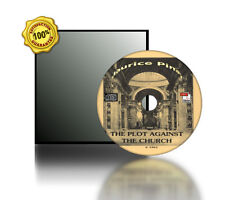 The Plot Against the Church by Maurice Pinay Book On CD