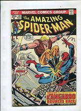 THE AMAZING SPIDER-MAN #126 (7.0) KANGAROO BOUNCES BACK!
