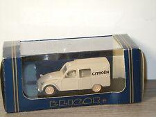"""Citroen 3CV """"Automobiles Citroen"""" van Eligor 1:43 in Box *26400"""