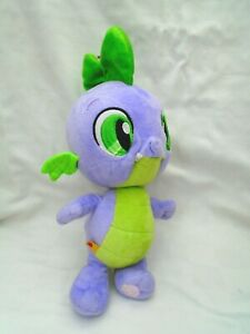 "Build a Bear My Little Pony MLP  Spike the Dragon Soft Toy 12"" Plush"