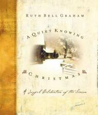 A Quiet Knowing Christmas-ExLibrary