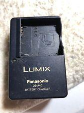 Battery Charger for Panasonic DE-A39 DE-A39A DE-A39B DE-A40 DE-A40A DE-A40B OEM