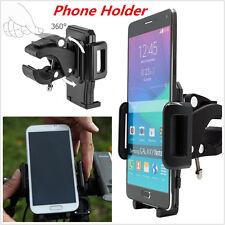 Motorcycle MTB Bike Handlebar Mount Holder For Mobile Phone iPhone GPS Universal