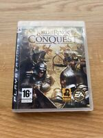 The Lord of the Rings Conquest Sony PlayStation 3