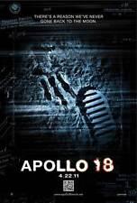 APOLLO 18 Movie POSTER 27x40 B