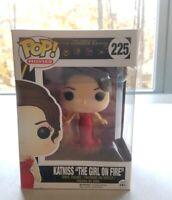Funko POP! Movies ~ KATNISS (GIRL ON FIRE) VINYL Figurine - NIB - Free Shipping!
