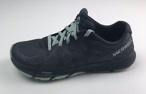 Merrell Bare Access Flex 2 Women's Shoes Running Training Blue Size US 6