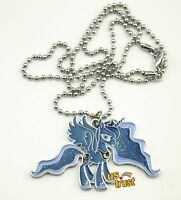 New My Little Pony Friendship Is Magic Princess Luna Pendant Necklace Great Gift