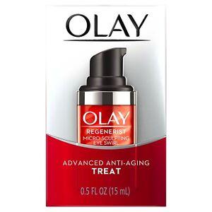 Olay Regenerist Micro-Sculpting Eye Swirl Cream 0.5 oz