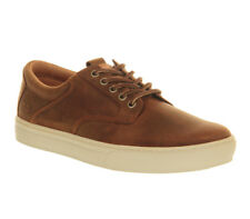 Mens Timberland Adventure Red Brown Oiled Casual Shoes - Uk Size 7 * Ex-Display