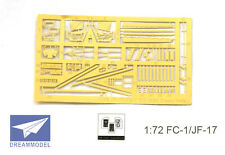 Dreammodel 0526 1/72 Chinese Pakistan Air Force PAF FC-1 /JF-17 Detail Update PE
