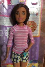 "Barbie Skipper BABYSITTERS INC Hispanic Doll 10"" New"