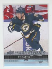 [67645] 2014-15 UPPER DECK YOUNG GUNS TY RATTIE #242 RC