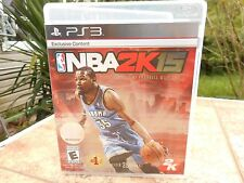 Pre-Owned, NBA 2K15, SONY PLAYSTATION 3, PS3, Game/Video Game