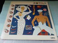 THE MOTELS CAREFUL VINYL LP