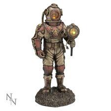 Mariners Descent Steampunk Nemesis Statue Ornament Figurine C2424 *1st Class