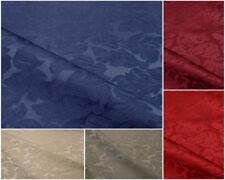 Tessuto damascato jacquard per tende e tovaglie prezzo riferito a cm. 50 X 280